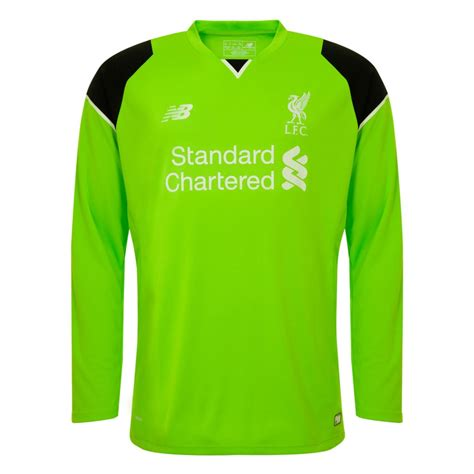 Kaos Liverpool F C lfc launch new home kit for 2016 17 anfield