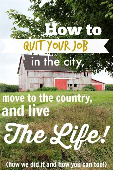 Thursday Three City Move To The Country by Top 25 Ideas About All Things Country For Steph On