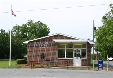 Ga Post Office by Funston Ga Post Office Photo Picture Image