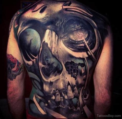 tattoo designs horror horror tattoos designs pictures page 7