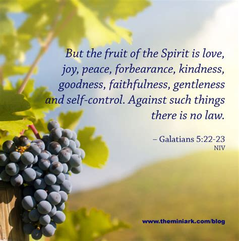 bible quotes about fruit quotesgram - Bible Verse Fruit Of The Tree