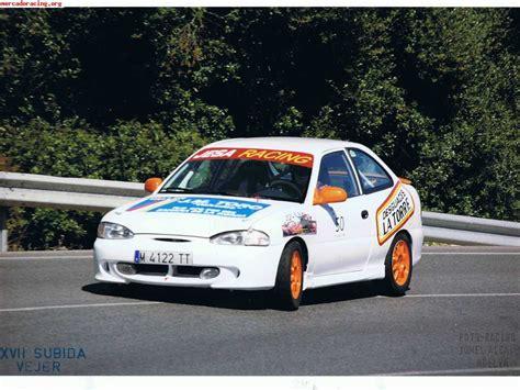 hyundai accent rally hyundai accent de rallye venta de coches de competici 243 n
