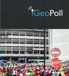 geopoll's media ratings methodology; adherence to the