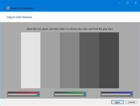how to calibrate your pc s monitor on windows 10 windows