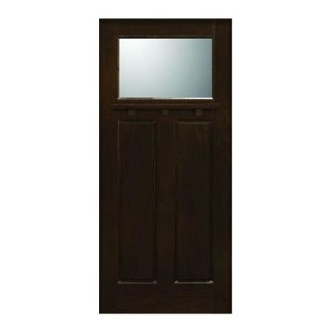 how much does a wood front door and installation cost in