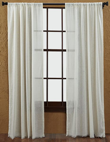 tobacco cloth curtains country panels primitive panels
