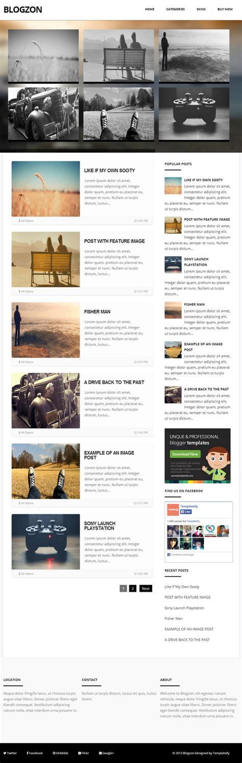 blogzon blogger template blogger templates 2018