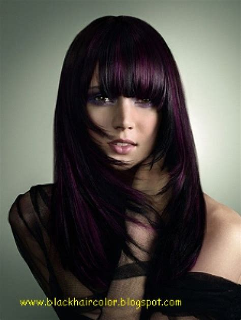 haircolor styles withn burgundy accents 55 best images about hair colors on pinterest her hair