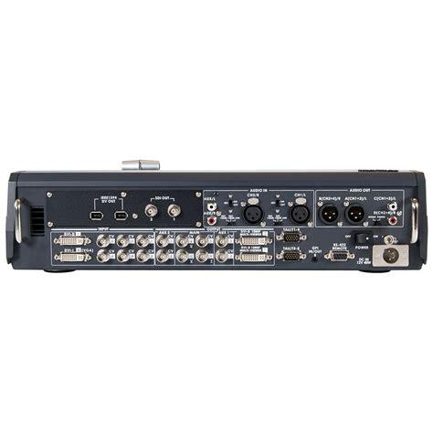 Datavideo Se 500 4 Channel Mixer Switcher datavideo se600sk switcher studio kit