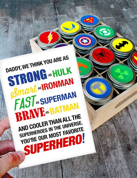 ideas for fathers day easy s day gift with free printable