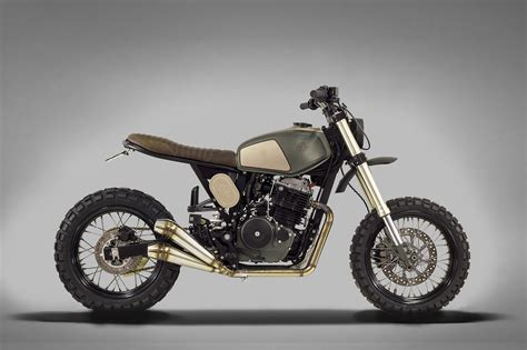 honda fmx honda fmx650 by ton up garage