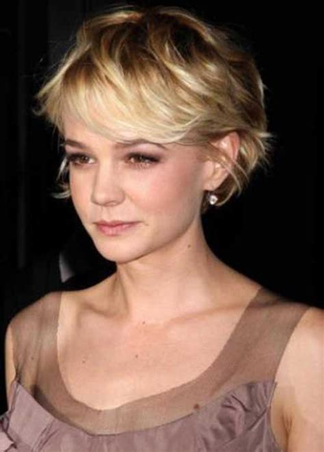 cute short haircuts for thick hair wavy hair 20 cute short haircuts for wavy hair short hairstyles