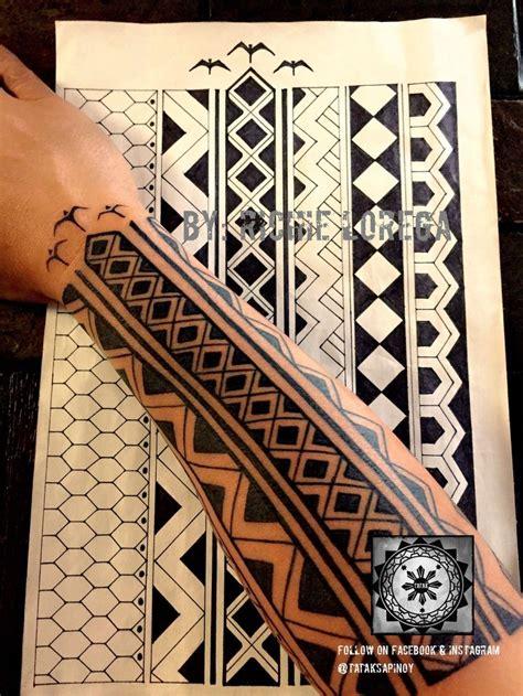 tattoo paper philippines 10863 best filipino tattoo ideas images on pinterest
