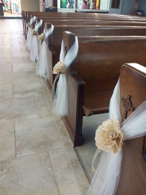 Best 20  Tulle wedding decorations ideas on Pinterest
