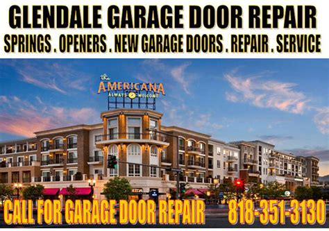 Glendale Garage Door Repair Glendale Garage Door Repair 818 351 3130 New Garage Door Opener Glendale Garage Door