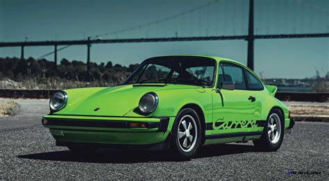 green porsche 1974 porsche 911 2 7 is lime green for rm