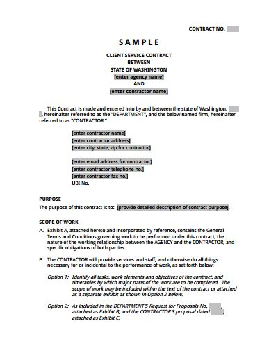 service agreement template   create edit fill  print wondershare pdfelement
