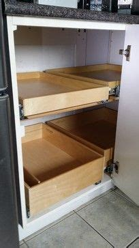 base cabinet corner solutions blind corner cabinet solution create easier access to