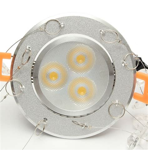 3w Led Crystal Concealed Ceiling Light Small Chandelier Concealed Ceiling Lights