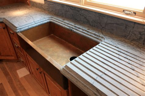 indianapolis soapstone traditional kitchen