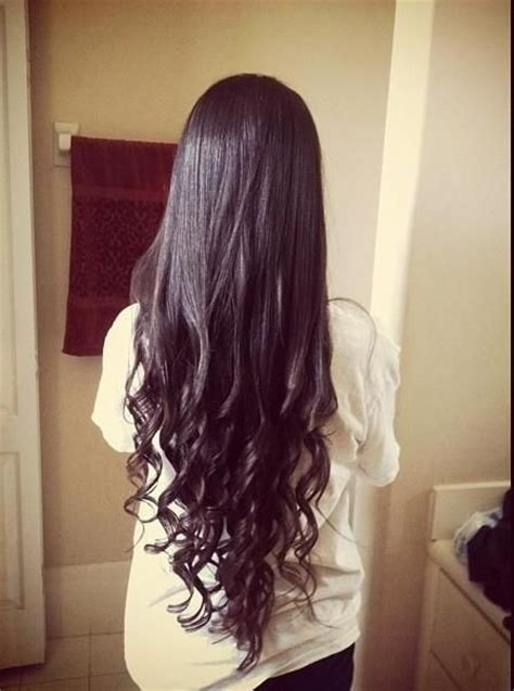 s curve hairstyle long hair dark curves hairstyles for long hair