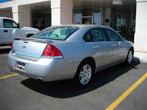 2006 silver impala 2006 chevrolet impala for sale kingfisher ok 3 9 6 cyl