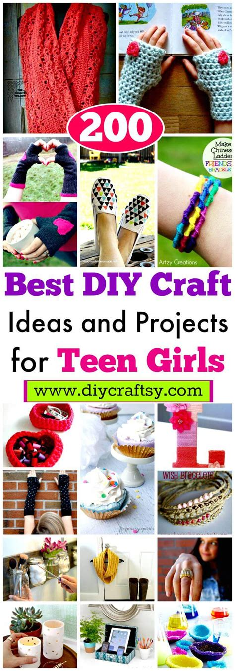 diy craft ideas for 200 best diy craft ideas and projects for diy