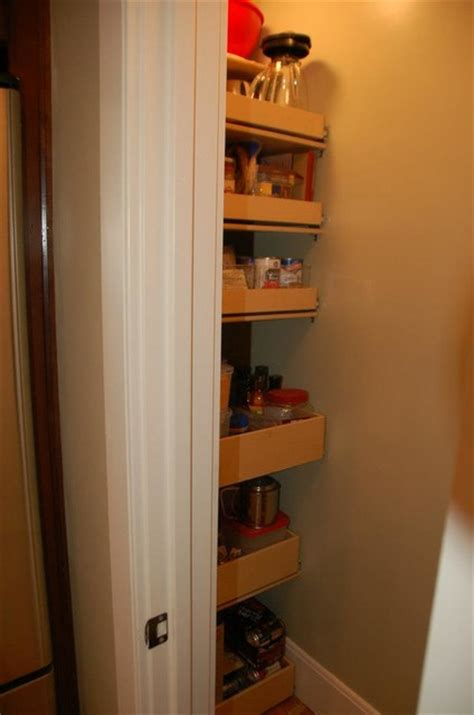 Narrow Pull Out Pantry by Narrow Pantry Shelves Louisville By Shelfgenie Of Kentucky