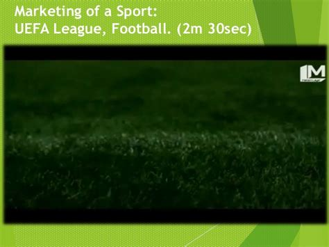 Sports Marketing Mba Usa by Sport Marketing Presentation German In