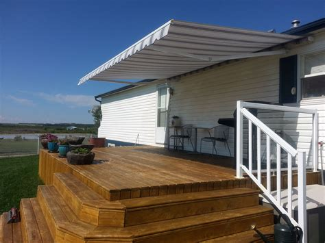 mobile home door awnings beautiful awning gateway sunrooms and shades
