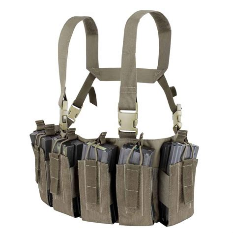 Chest Rug by Condor Barrage Chest Rig Us1051