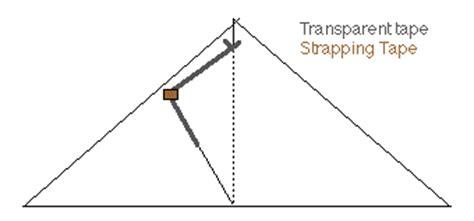 Delta Kite Design Delta Kite Diagram