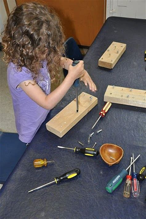 preschool woodworking creating an environment that encourages creativity in