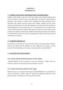 Case Study Methodology Dissertation Case Study Of Jar Water In Kathmandu Valley Ranjana