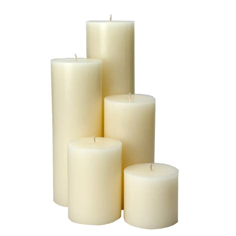 what is pillar candle and its types in decors