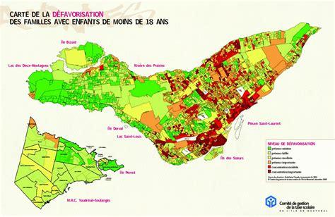 hors des lieux communs carte de la pauvrete  montreal