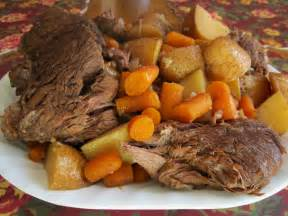 how to cook a pot roast in the oven pot roast kaye s bigoven