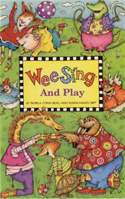 wee sing: wee sing and play