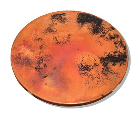 how to clean hammered copper table top hammered copper table top oscar carmona designer