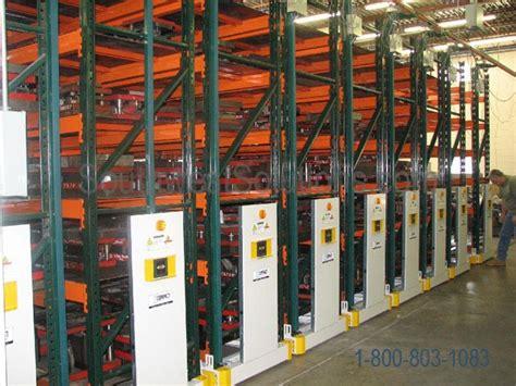 Movable Racks Storage by Innovative Storage Solutions Systec Gsa Partner 800 803 1083