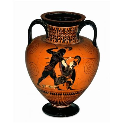 Athenian Figure Vases by Firing Athenian Black And Figure Vases Article
