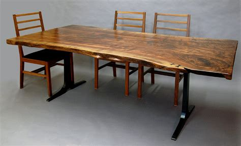 Handmade Dining Table - custom dining tables by vermont furniture makers with