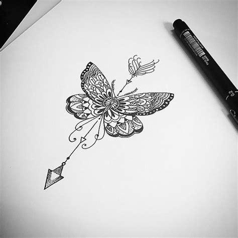 mandala butterfly tattoo bonus mandala butterfly photos and