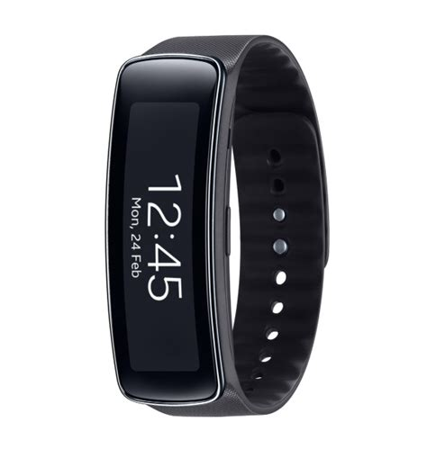 Samsung Smartwatch Fit Samsung Gear Fit Smartwatch The Best Wearable Device