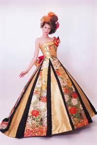 Japanese modern stylish wedding dresses outfit4girls com