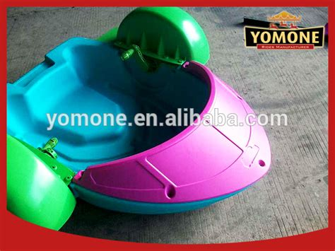 hand pedal boat children hand power pedal boat for sale kids bumper boat
