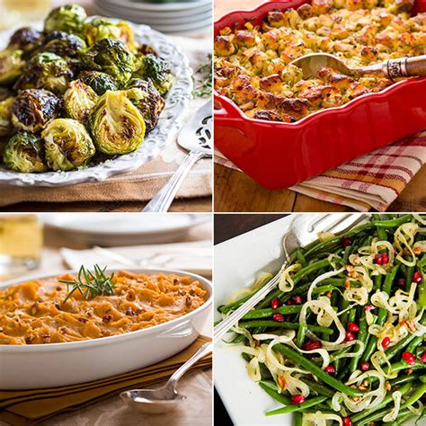thanksgiving side dishes thanksgiving side dishes a foodcentric life