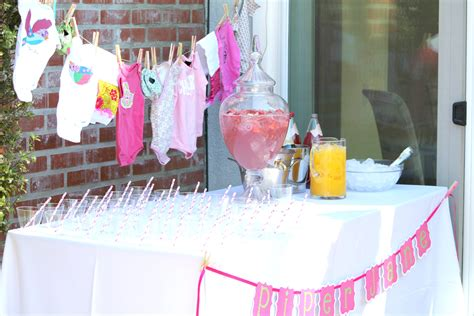 Decorating For A Baby Shower by Outdoor Baby Shower Ideas Best Baby Decoration