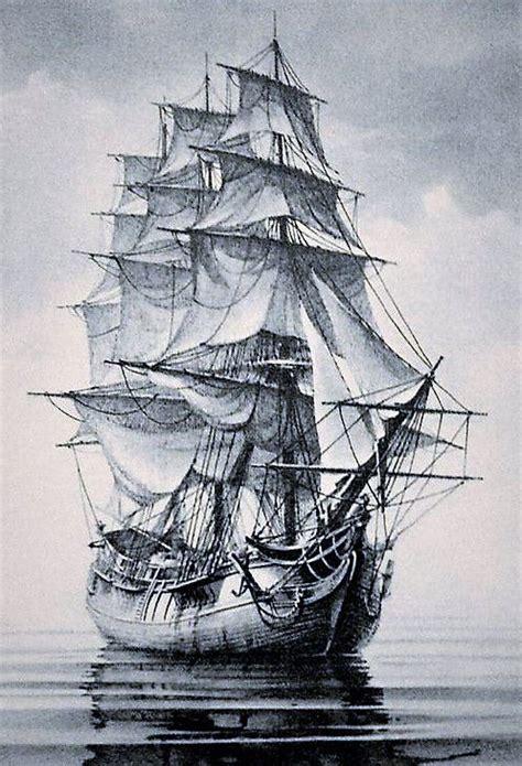 imagenes de barcos antiguos galeones drying sails vaixells pinterest veleros piratas y