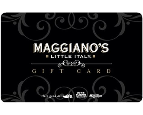 25 maggiano s little italy gift card quibids com - Maggianos Gift Cards